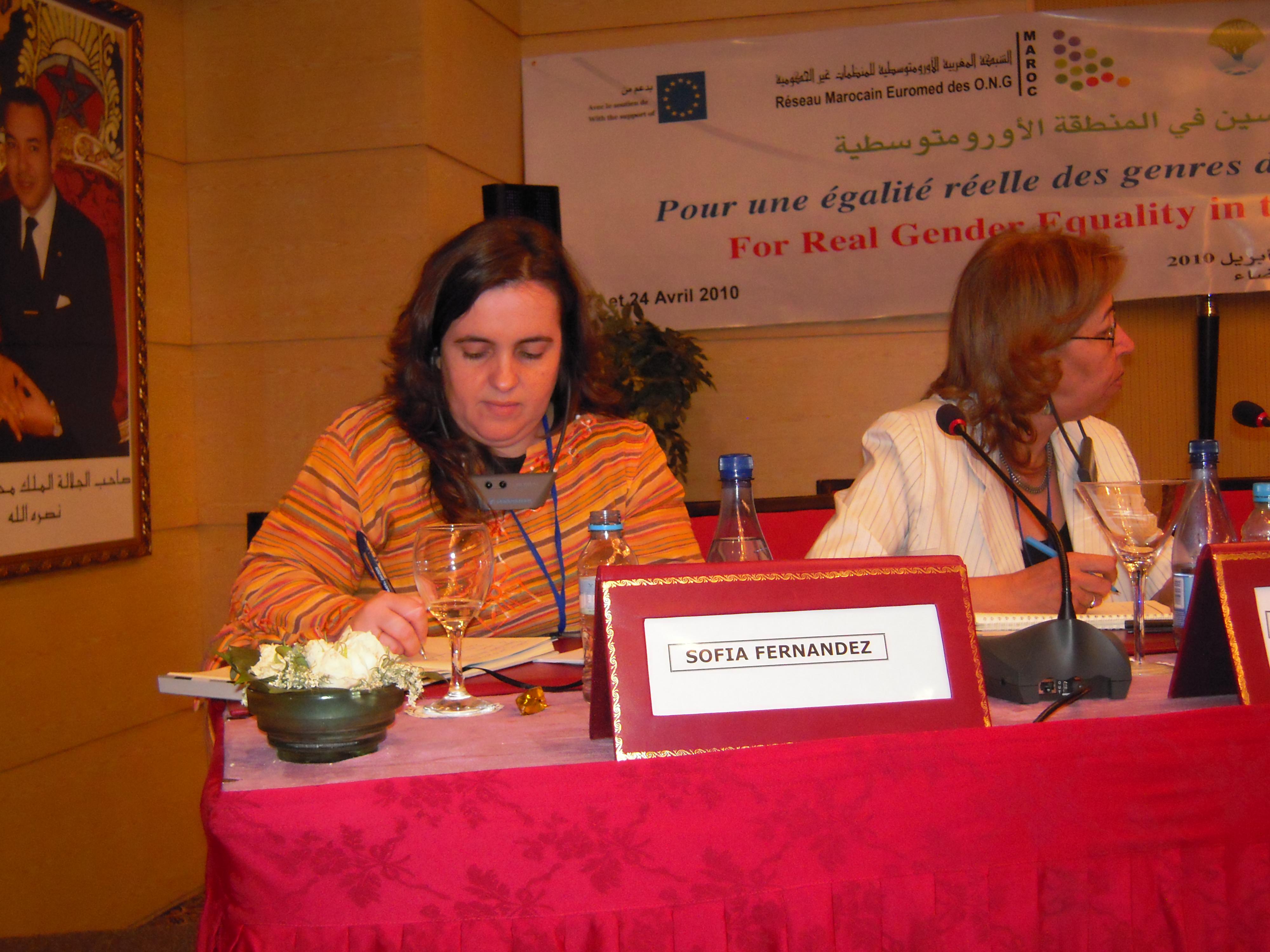 Seminário em Casblanca, Marrocos: Por uma real igualdade de género no Euromediterrâneo