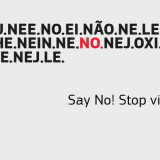 Nao_e_nao