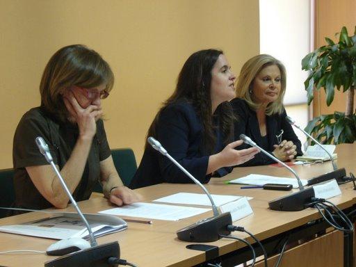 Seminário Paridade e Participação Política, PPDM, Lisboa