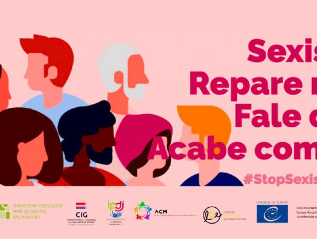 Campanha europeia contra o Sexismo relançada em Portugal no Dia Internacional da Rapariga